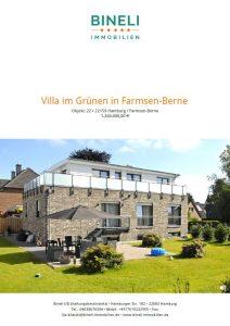 Immobilienmakler Hamburg, Sasel, Farmsen-Berne, Poppenbüttel, Rahlstedt, Uhlenhorst, Winterhude, Bineli